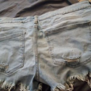 Shorts from express they where too all